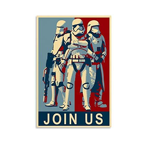 Póster de Star Wars de Stormtrooper (50 x 75 cm)