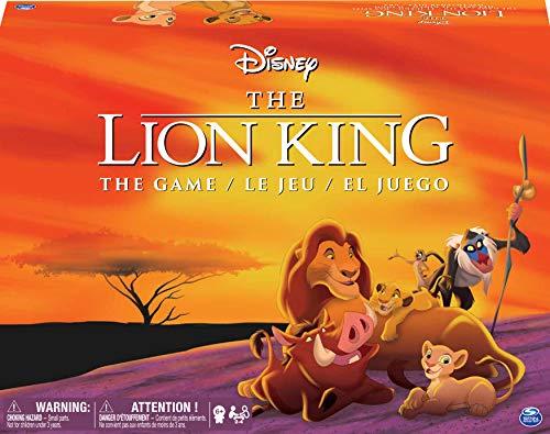 Disney Lion King Juego de mesa de carreras Niños...