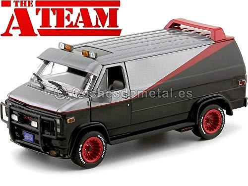 Greenlight 1983 GMC Vandura Cargo Van A-Team...