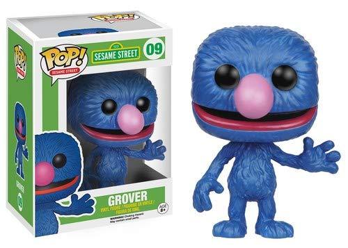 Funko FUN4914 Sesame Street 4914 Bobblehead...