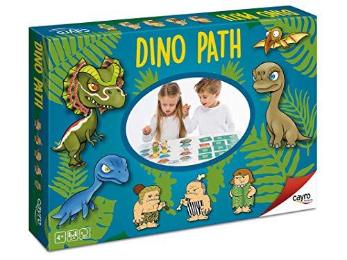 Cayro-Juego Dino Path ¡SE EL MAS RAPIDO EN Llegar...