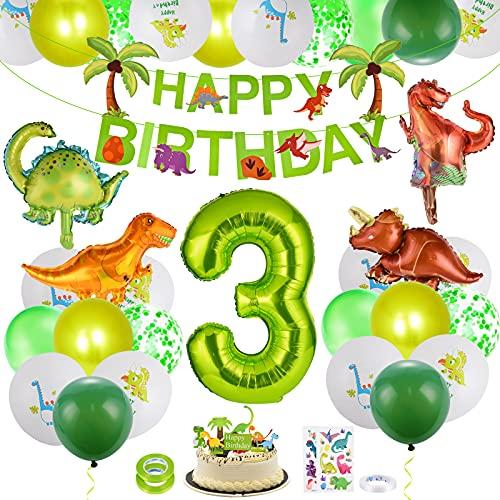 Colmanda Decoracion Cumpleaños Dinosaurios,...
