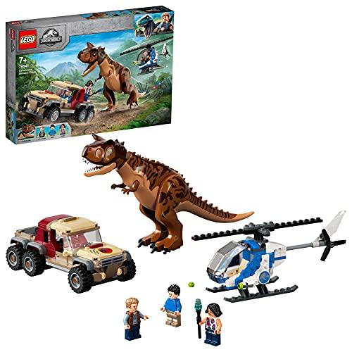 LEGO 76941 Jurassic World Persecución del...
