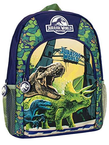 Jurassic World Mochila para Niños Dinosaurios...