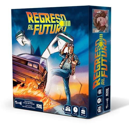 Crazy pawn Juego de Mesa Regreso al Futuro,...