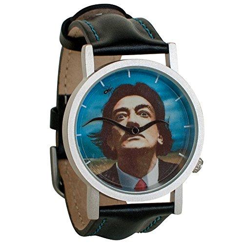 Reloj de pulsera surrealista Salvador Dalí