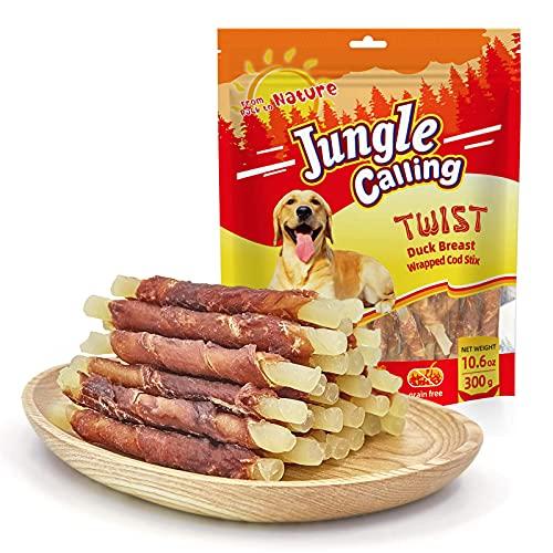 Jungle Calling Comida Perros, Golosinas para...