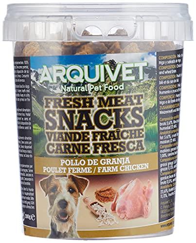 Arquivet Snacks naturales para perro - Carne...