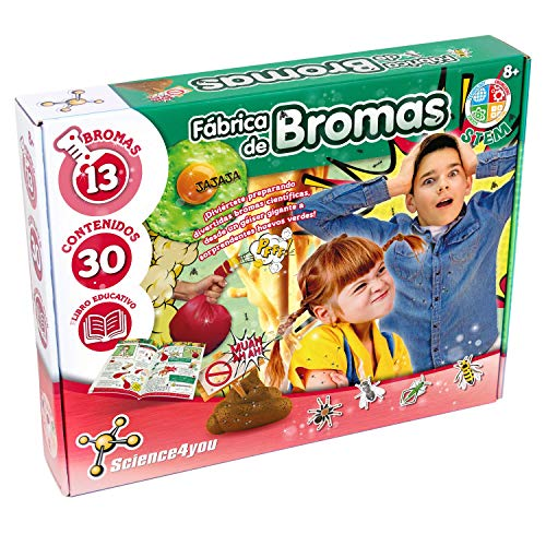 Science4you-80002081 Fábrica de Bromas para...