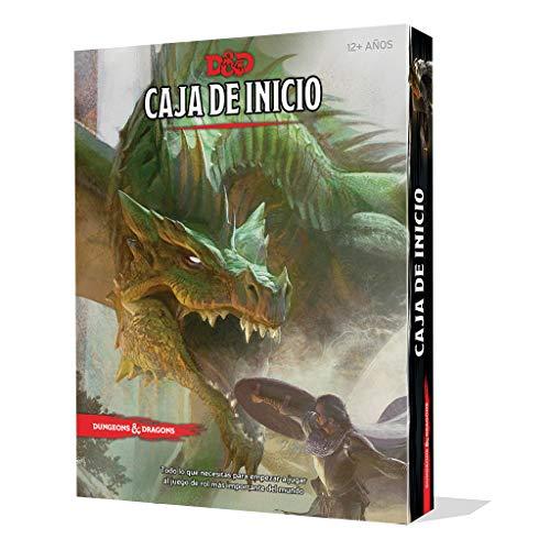 Dungeons & Dragons Caja de Inicio-español, Color...