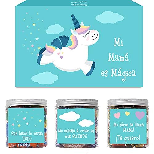SMARTY BOX Caja Regalo Chuches Día de la Madre...