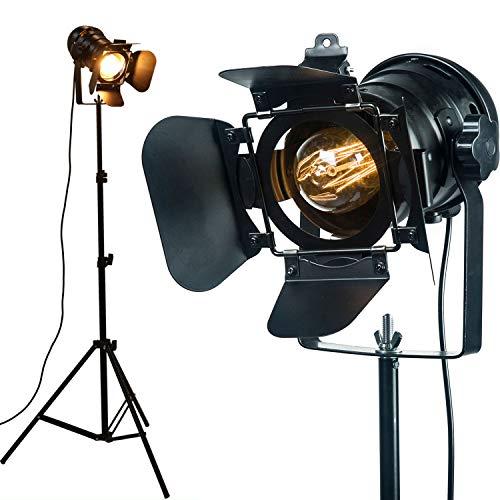 CangNingShang 2 lámparas Lámpara de pie...