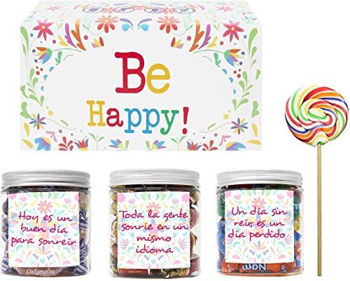 SMARTY BOX Caja de Caramelos y Gominolas con...