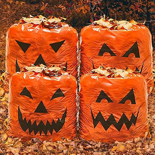 Bolsas Calabaza Decoración Halloween 4...