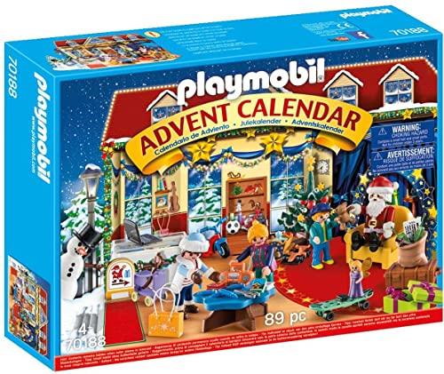 PLAYMOBIL Christmas Calendario de Adviento Navidad...