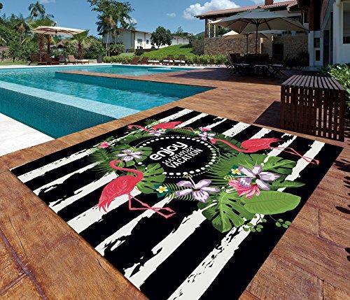 ADP HOME - Pareo Digital Flamingo Summer 100%...
