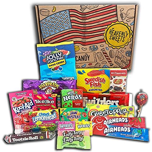 Heavenly Sweets American Caja de bocadillos y...