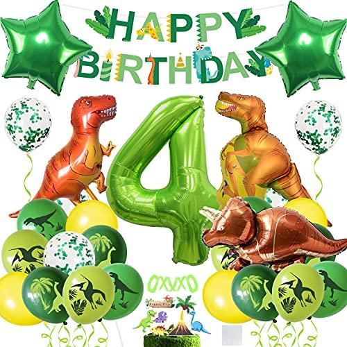 Globos Dinosaurios, Dinosaurios Globo 4 Años...