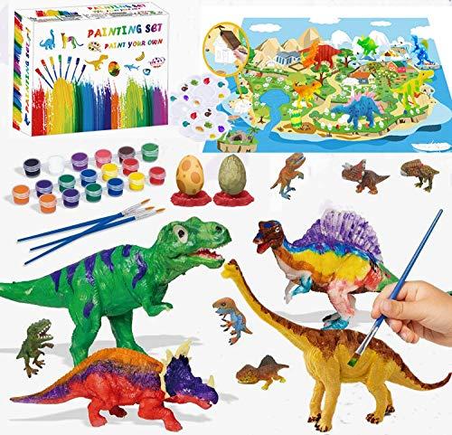 Felly Dinosaurios Juguetes 6 Años, Manualidades...