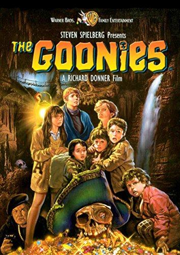 Póster de la película The Goonies - película...