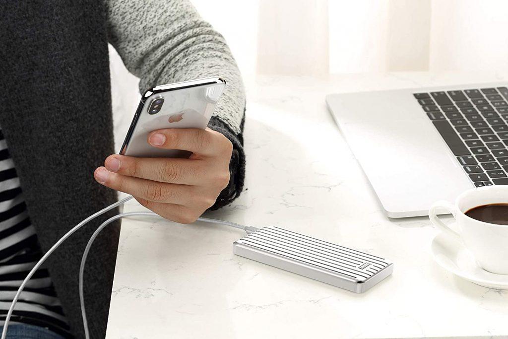 bateria slim regalos para viajeros regalos para viajeros
