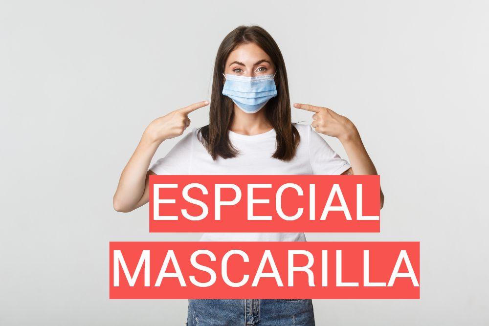 FP2 mascarillas sintomas