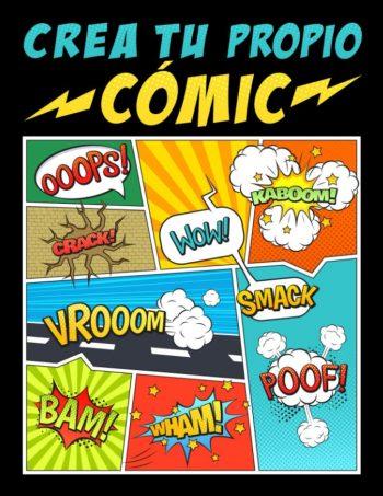 amigo invisible adolescentes jovenes crear comic