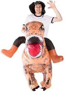 dinosaurio rex inflable disfraz dinosaurio inflable adulto disfraz de dinosaurio rex inflable